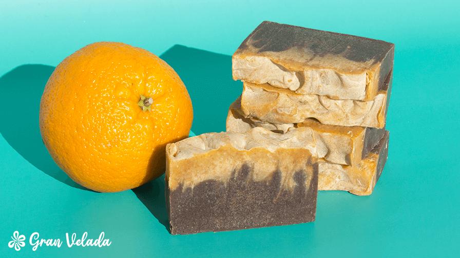 Como hacer jabon de Naranja y Canela