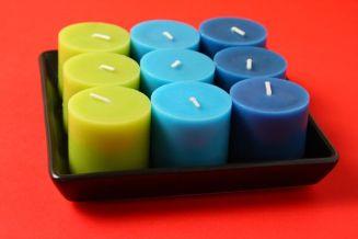 Colorantes para hacer velas