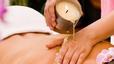 Aprende a hacer velas de masaje
