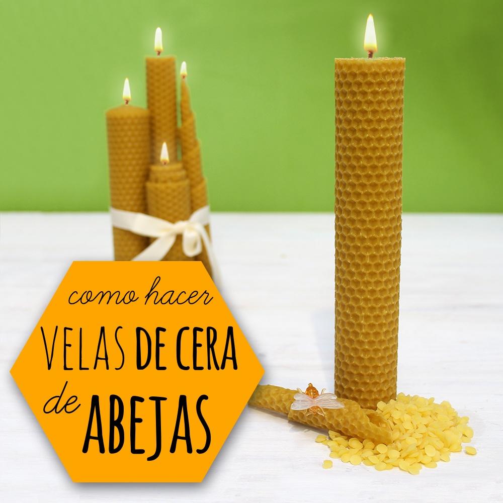 Velas Miel