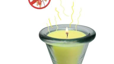 Hacer Vela Anti Mosquitos