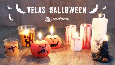 Velas Halloween
