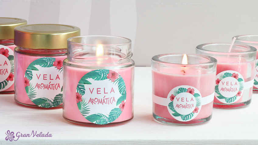 Image result for velas caseras