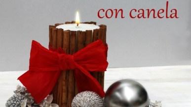 Cómo hacer una vela decorativa para centro de mesa