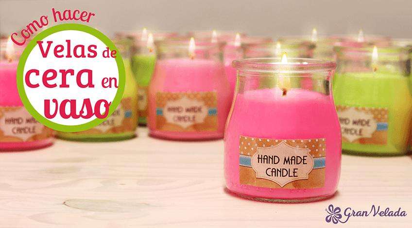 C mo hacer velas arom ticas caseras paso a paso for Como hacer velas aromaticas en casa