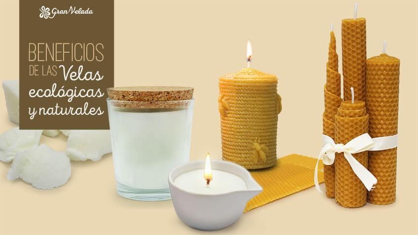 Beneficios del consumo de velas ecológicas
