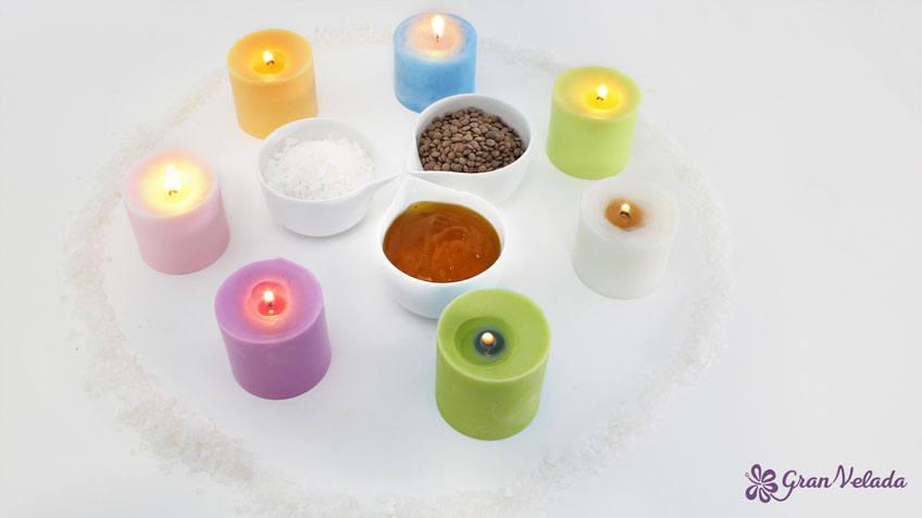 Rituales para fin de año con velas
