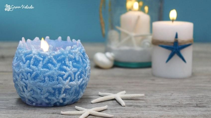 Recetas paso a paso para hacer velas decorativas decora a tu gusto - Vallas decorativas para jardin ...