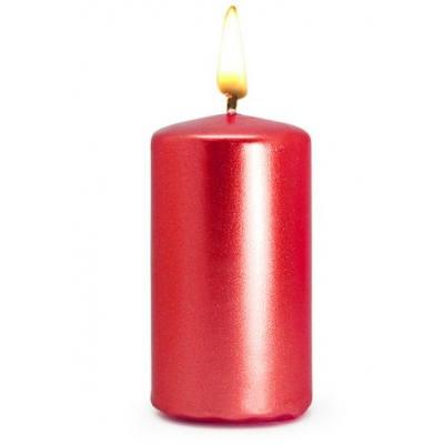 Rojo, barniz para velas