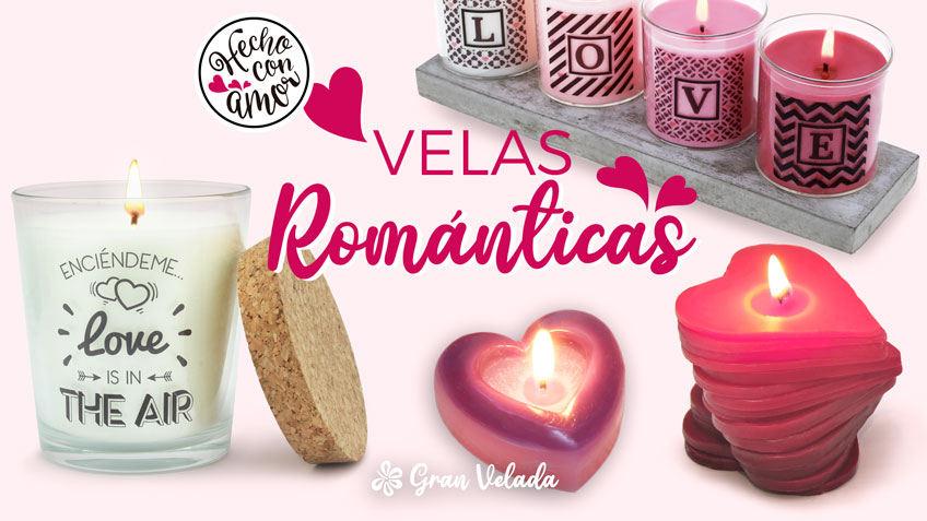 Velas romanticas