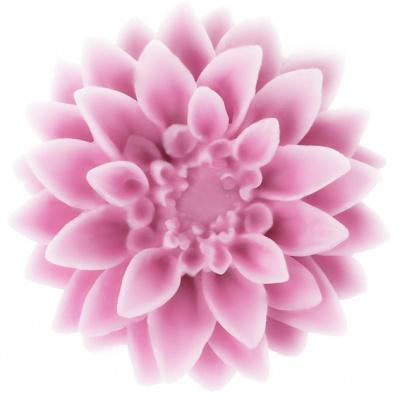 Molde flor de dalia