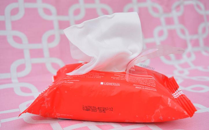 toallitas desmaquillantes lidherma 1
