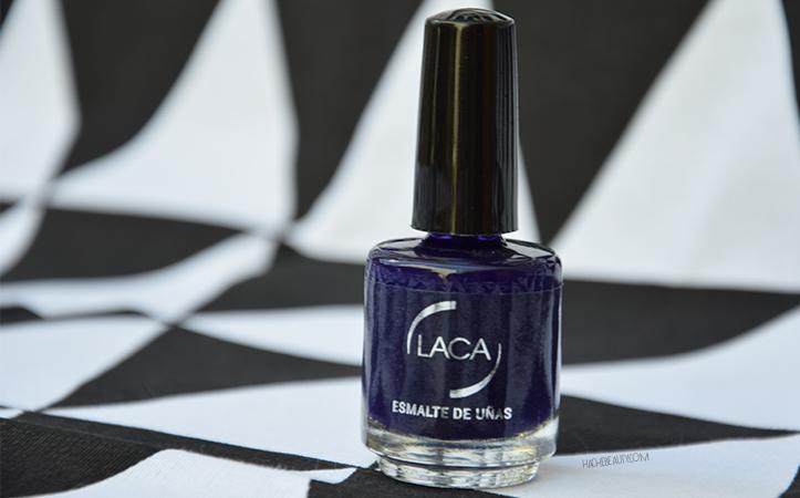 esmaltes laca violeta hot