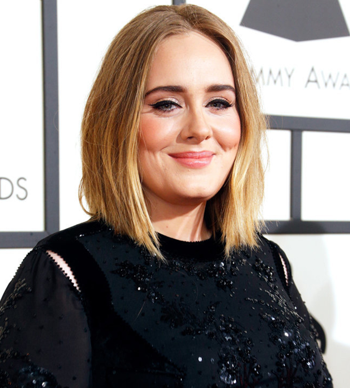 grammys 2016 fashion beauty adele