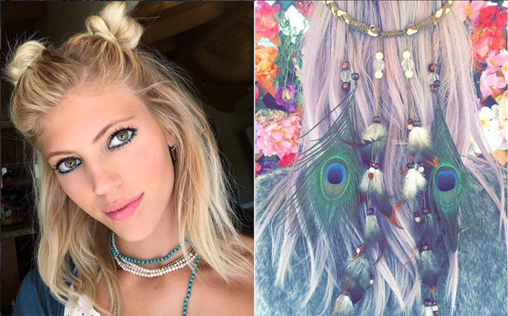 coachella 2016 hair makeup 9