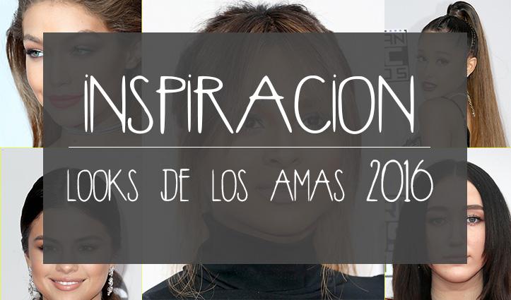 7 looks de los AMAs 2016 para inspirarse