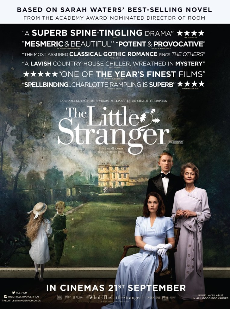 The Little Stranger_film poster