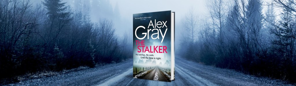 The Stalker by Alex Grey