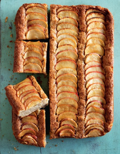 Sticky Apple Cake