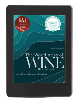 World Atlas of Wine iBook