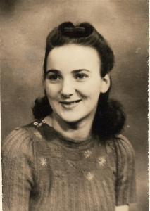 Dorothy Slingsby, approx 1940 _in Women of Steel