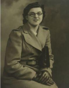 Gwen Byran in Women of Steel