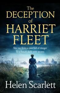 The Deception of Harriet Fleet - Helen Scarlett