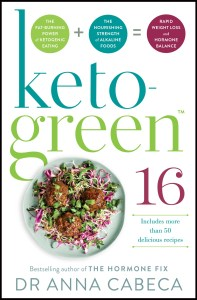 Keto-Green 16 by Dr Anna Cabeca