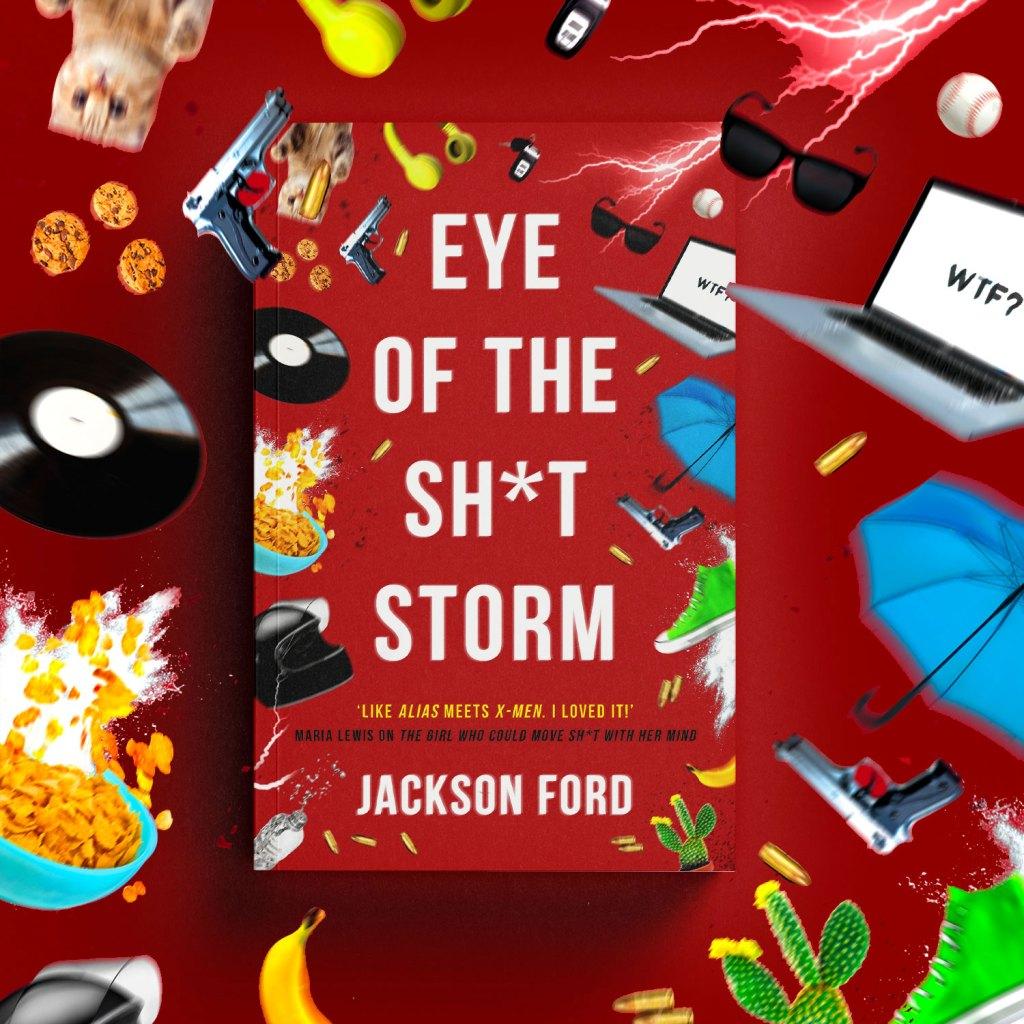 Eye of the Sh*tstorm