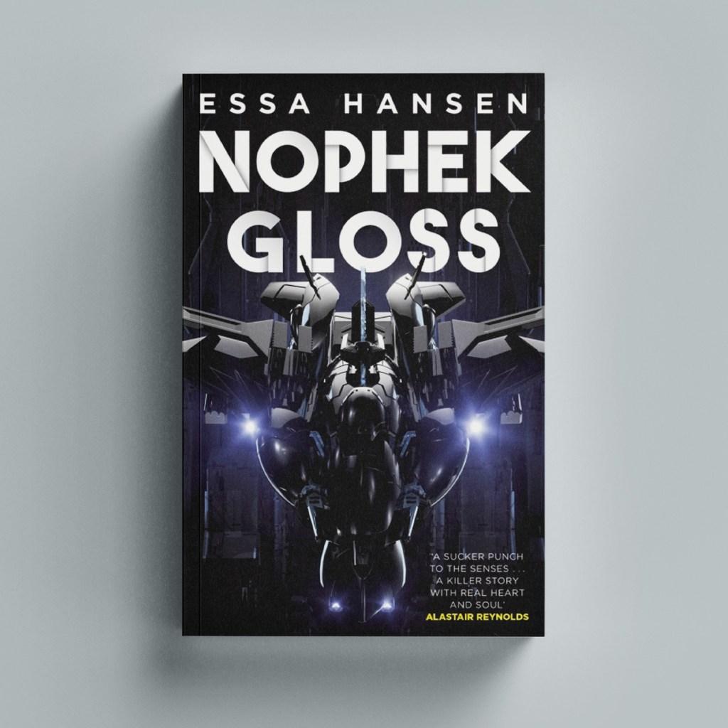 Nophek Gloss by Essa Hansen