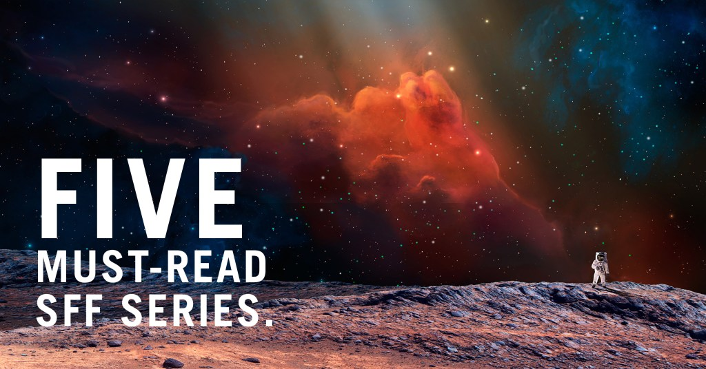 Five must-read sff series