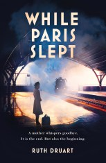 While Paris Slept - Ruth Druart