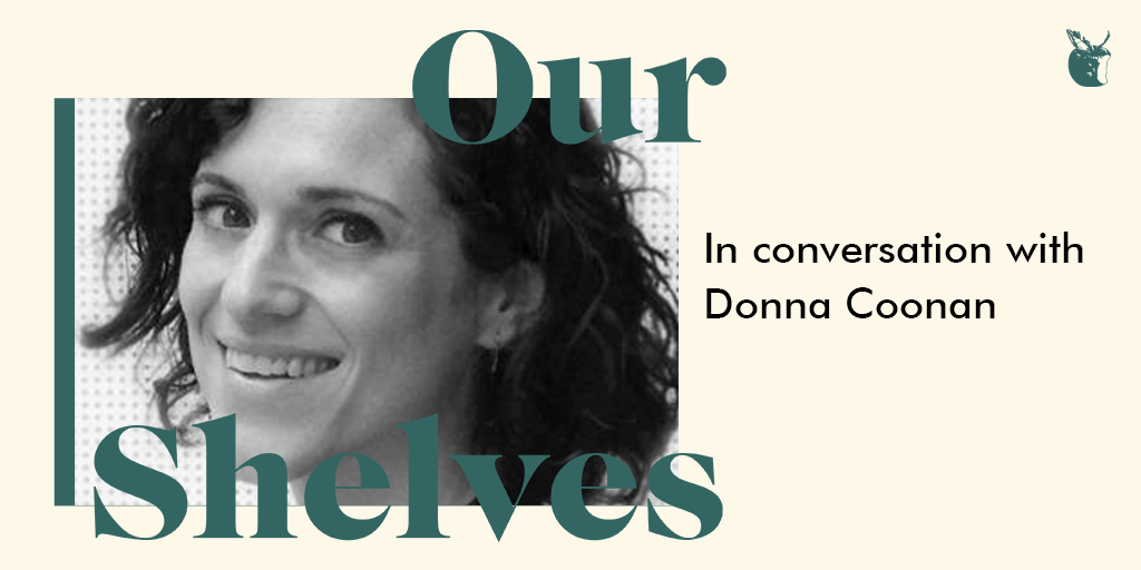 OurShelves with Donna Coonan