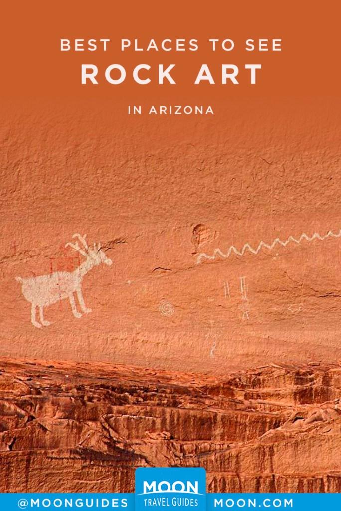 rock art arizona pinterest graphic