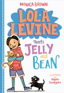 Lola Levine Meets Jelly and Bean cover