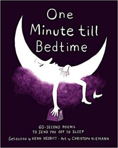 One Minute Till Bedtime cover