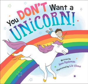 You Don't Want A Unicorn cover