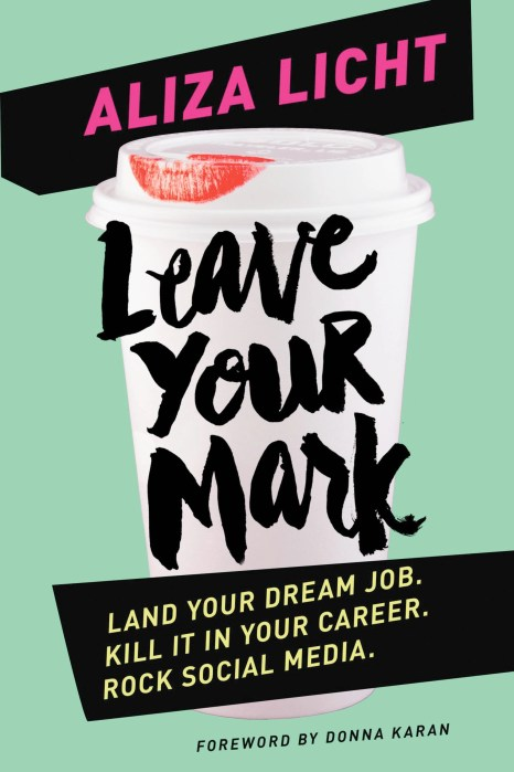 Image result for leave your mark book