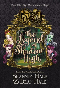 The Legend of Shadow High cover