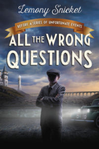 All the Wrong Questions cover