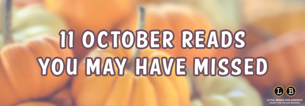 11 October Reads You May Have Missed