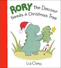 Rory the Dino Needs a Christmas Tree cover