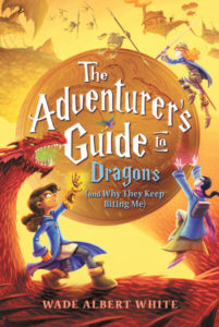 The Adventurer's Guide to Dragons cover