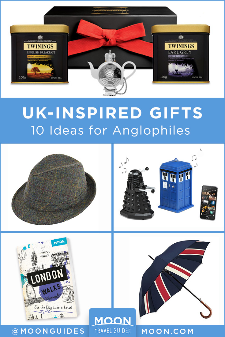 british gift guide pinterest graphic