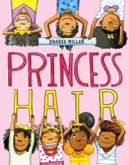 Princess Hair cover