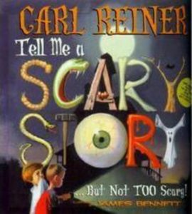 Tell Me a Scary Story cover