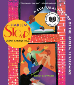 Harlem Stomp! cover
