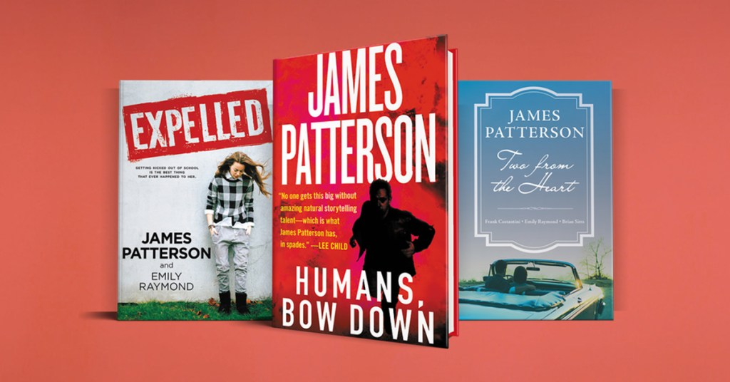 Novel Suspects Featured Image Every James Patterson Reader