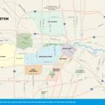 Map of Houston Neighborhoods