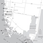 Travel map of Naples, the Everglades, and the Paradise Coast of Florida